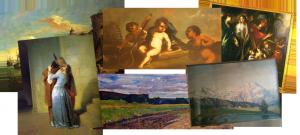 Compro e vendo quadri antichi