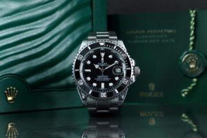 Rolex certificato Roma