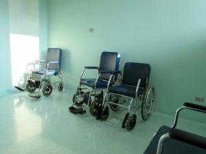 Trasporto portatori di Handicap Roma